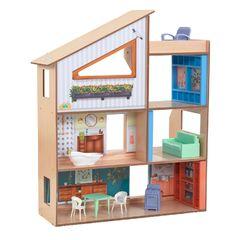 Кукольный домик Хазэл