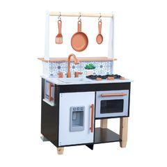 Кухня игровая Маленький Шеф, цвет: серый