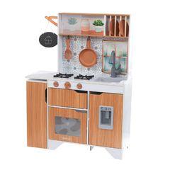 Кухня игровая Таверна, цвет: натуральный