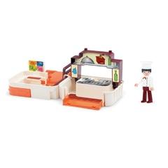 Игровой набор кухня с фигуркой повара