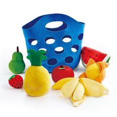 Игровой набор Корзина с фруктами