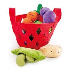 Игровой набор Овощная корзина
