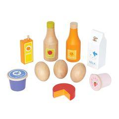 Игровой набор продуктов Здоровое питание