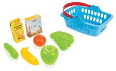 Набор корзина с фруктами
