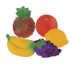 Набор фруктов Экзотика, 5 предметов