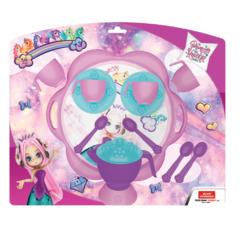 Набор посуды для чаепития «Принцесса и Единорог» 16 предметов