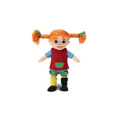 Кукла мягконабивная Пеппи Длинный чулок 20 см