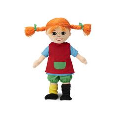 Кукла мягконабивная Пеппи Длинный чулок 30 см