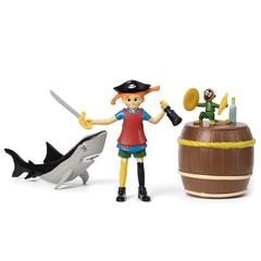 Аксессуары для пираткого коробля Пеппи Длинный чулок