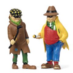 Набор кукол для домика Пеппи Длинный чулок бандиты