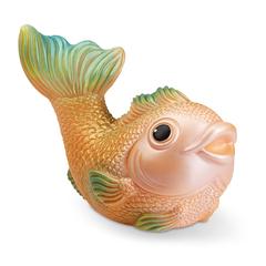 Резиновая игрушка Рыбка Ванда 15см