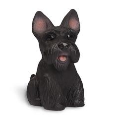 Резиновая игрушка Собака Чапа 13 см