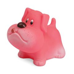Резиновая игрушка Собачка Мопс 8 см