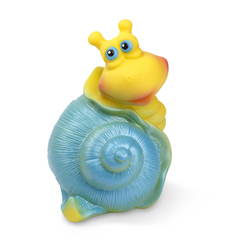 Резиновая игрушка Улитка 13 см