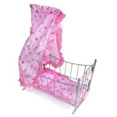 9349 Кровать-качалка для кукол