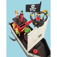 Пиратский корабль Пеппи Длинный чулок