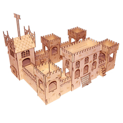 Игровой набор серии Я конструктор Замок, конструктор