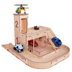 Игровой набор серии Я конструктор Паркинг