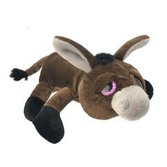 Мягкая игрушка Ослик большой, 25 см