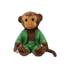 Мягкая игрушка Пеппи Длинный чулок mr Нильссон 16 см