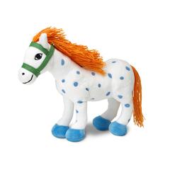 Мягкая игрушка Пеппи Длинный чулок Лошадь Лилла 22 см