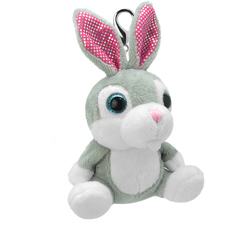 Брелок Кролик, 8 см