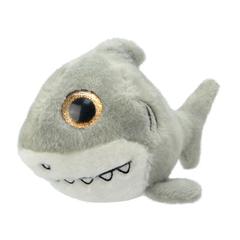 Мягкая игрушка Акула, 15 см