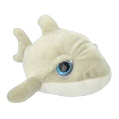 Мягкая игрушка Акула, 25 см