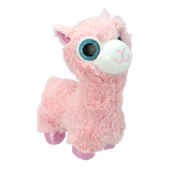 Мягкая игрушка Альпака маленькая, 15 см