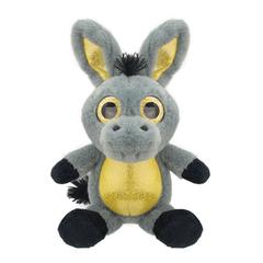 Мягкая игрушка Большой ослик, 25 см