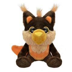 Мягкая игрушка Волк, 15 см