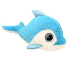Мягкая игрушка Дельфин, 15 см