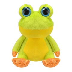 Мягкая игрушка Лягушонок, 15 см