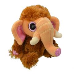 Мягкая игрушка Мамонтенок, 15 см
