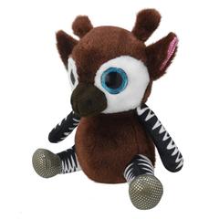 Мягкая игрушка Окапи, 15 см