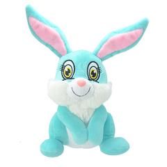 Мягкая игрушка Кролик Сахарок, 22 см