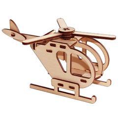 Сборная игрушка серии Я конструктор Вертолет