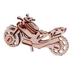 Сборная игрушка серии Я конструктор Гоночный мотоцикл