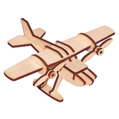 Сборная игрушка серии Я конструктор Самолет водный