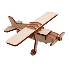 Сборная игрушка серии Я конструктор Самолет ЯК-12