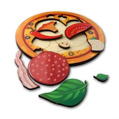 Вкладыши «Пицца»