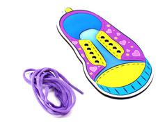 Игровой набор  Шнуровка Обувь