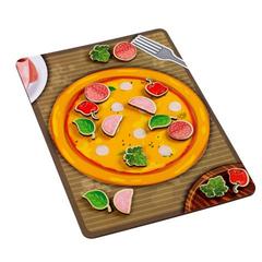 Игровой набор «Липучка Пицца с колбасой»