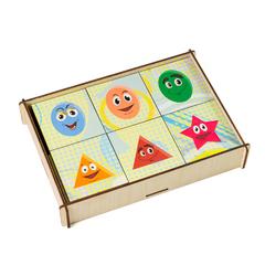 Игровой набор «Мемори Геометрия»