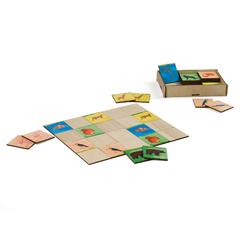 Игровой набор «Мемори Животные»