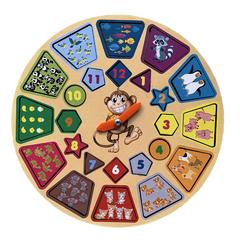 Игровой набор «Часики Животные»