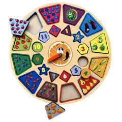 Игровой набор «Часики Фрукты»