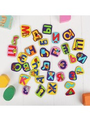 Игровой набор Алфавит Звери