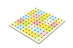 Игровой набор Иглоборд Лоскутное одеяло
