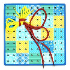 Игровой набор иглоборд Пэчворк